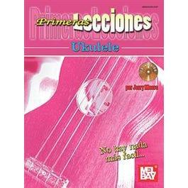 Mel Bay Primeras Lecciones Ukulele (Book/CD Set)