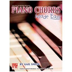 Image for Piano Chords Made Easy from SamAsh