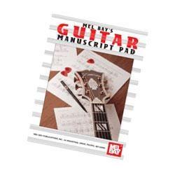 Image for Guitar Manuscript Pad from SamAsh