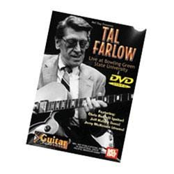 Image for Tal Farlow Live at Bowling Green State University DVD from SamAsh