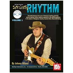 Image for Strictly Rhythm Vol. 1 (Book/CD) from SamAsh