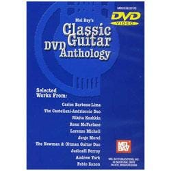 Image for Classic Guitar DVD Anthology from SamAsh