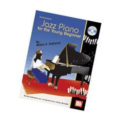 Image for Jazz Piano for the Young Beginner Book & CD from SamAsh
