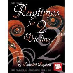Image for Ragtimes For 2 Violins from SamAsh