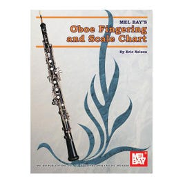 Image for Oboe Fingering and Scale Chart from SamAsh