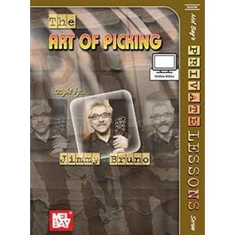 Mel Bay The Art of Picking (Book + Online Video)