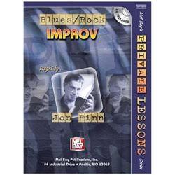 Image for Blues/Rock Improv (Book/CD) from SamAsh