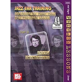 Image for Jazz Ear Training (Book + Online Audio) from SamAsh