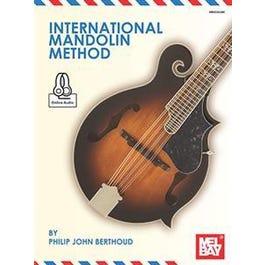 Mel Bay International Mandolin Method (Book + Online Audio)