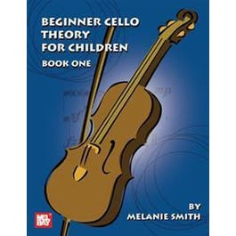 Mel Bay Beginner Cello Theory for Children, Book One (Book)