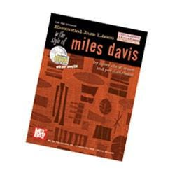 Image for Essential Jazz Lines in the Style of Miles Davis - Trumpet Edition Book & CD from SamAsh