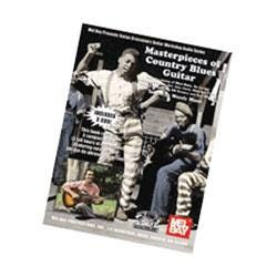 Image for Masterpieces of Country Blues Guitar Book & 3 CDs from SamAsh