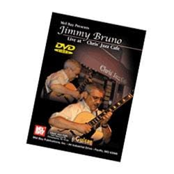 Image for Jimmy Bruno Live At Chris' Jazz Cafe DVD from SamAsh