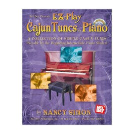 Image for EZ Play Cajun Tunes for Piano (Book and CD) from SamAsh