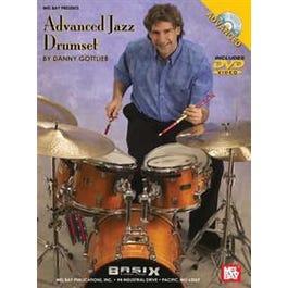 Mel Bay Advanced Jazz Drumset (DVD+Chart)