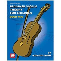 Image for Beginner Violin Theory For Children