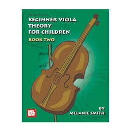 Image for Beginner Viola Theory for Children