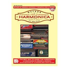 Image for Metodo de Armonica Diatonica y Cromatica Book & CD from SamAsh