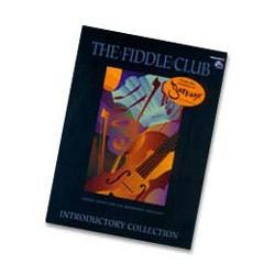Image for The Fiddle Club Introductory Collection Book & CD from SamAsh