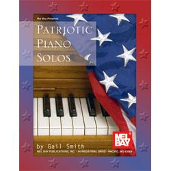 Image for Patriotic Piano Solos from SamAsh