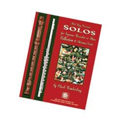 Image for Solos for Soprano Recorder or Flute Collection 2: Christmas Carols from SamAsh