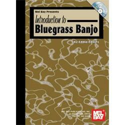 Image for Introduction to Bluegrass Banjo (Book and 2 CDs) from SamAsh