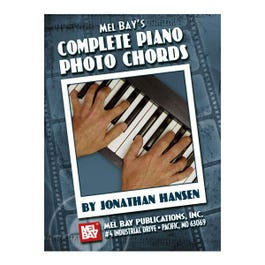 Image for Complete Piano Photo Chords (Wirebound Edition) from SamAsh