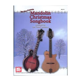 Image for Mandolin Christmas Songbook from SamAsh