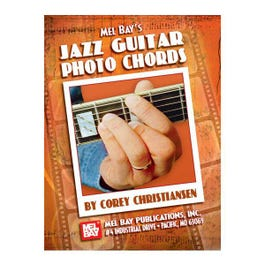 Image for Jazz Guitar Photo Chords from SamAsh