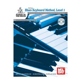 Image for Blues Keyboard Method Level 1 (Book and CD) from SamAsh