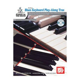 Image for Blues Keyboard Play Along Trax (Book and CD) from SamAsh