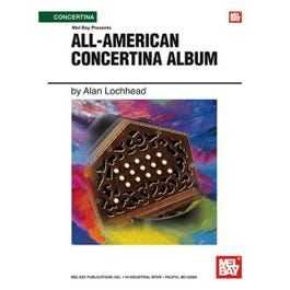 Image for All-American Concertina Album from SamAsh