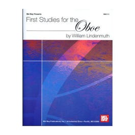 Image for First Studies for the Oboe from SamAsh