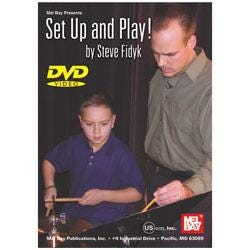Image for Set Up and Play! (DVD) from SamAsh