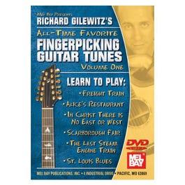 Image for Richard Gilewitz All Time Favorite Fingerpicking Tunes from SamAsh