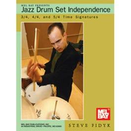 Image for Jazz Drum Set Independence from SamAsh