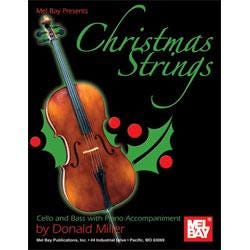 Image for Christmas Strings for Cello and Bass With Piano Accompaniment from SamAsh