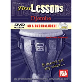 Image for First Lessons Djembe DVD from SamAsh
