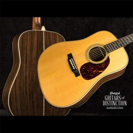 Image for D-28 Dreadnought Acoustic Guitar from SamAsh