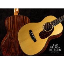 Image for 00-14F Sloped Shoulder 12-Fret NAMM Cocobolo Acoustic Guitar (SN:2163619) from SamAsh