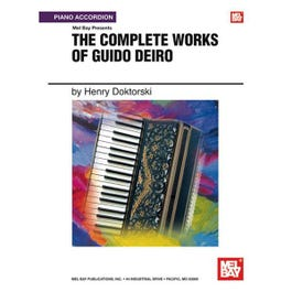 Image for Complete Works of Guido Deiro from SamAsh