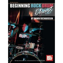 Image for Beginning Rock Drum Chart from SamAsh