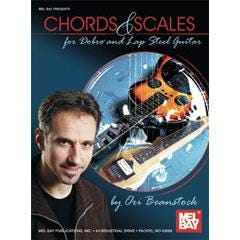 Image for Chords & Scales for Dobro® and Lap Steel Guitar from SamAsh