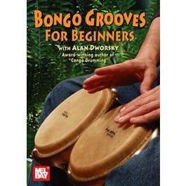 Mel Bay Bongo Grooves for Beginners (DVD)