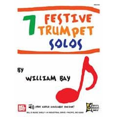 Image for 7 Festive Trumpet Solos from SamAsh
