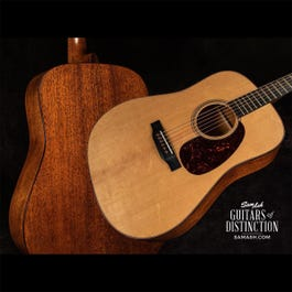 Image for D-18 Modern Deluxe Acoustic Guitar from SamAsh