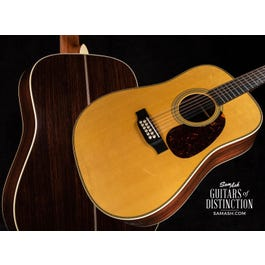 Image for HD12-28 Dreadnought 12-String Acoustic Guitar from SamAsh