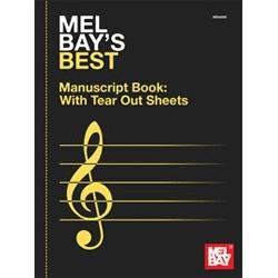 Image for Mel Bay's Best Manuscript Book