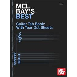 Image for Mel Bay's Best Guitar Tab Book from SamAsh