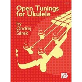 Mel Bay Open Tunings for Ukulele (Book)